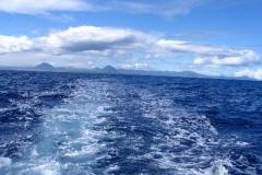 auf dem Weg zum Big Game Fishing