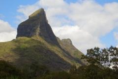 das mauritianische Matterhorn